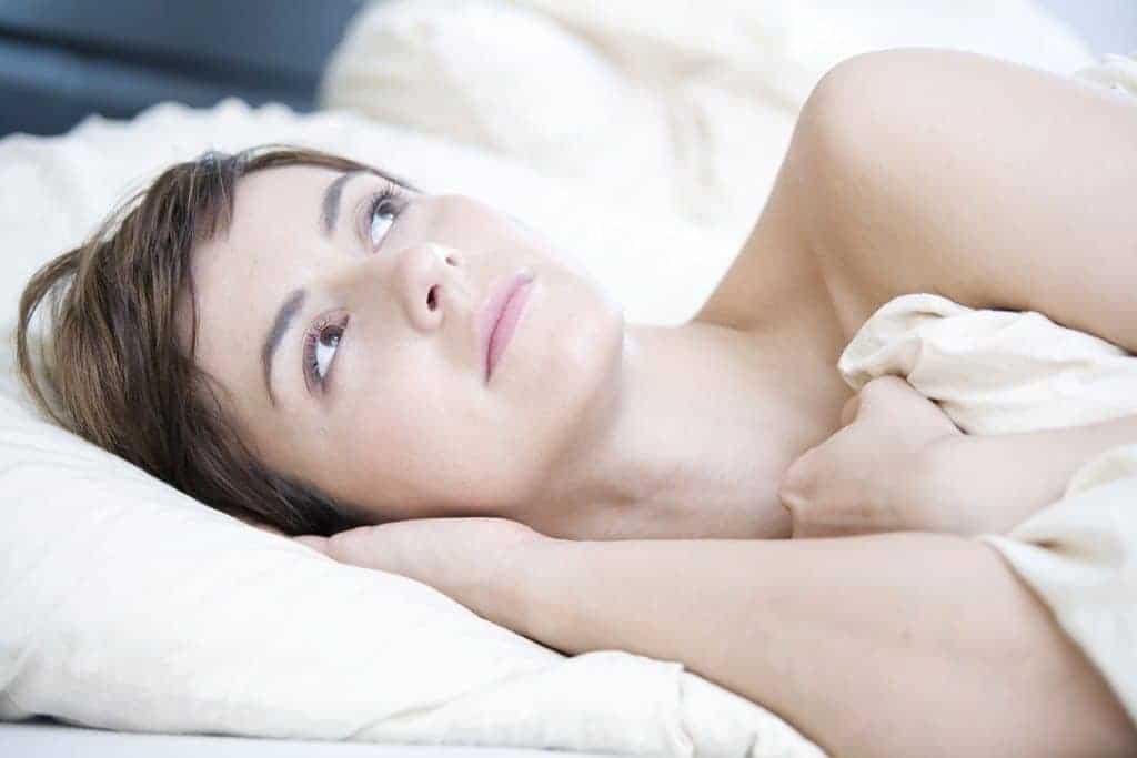 kobieta problemy ze snem