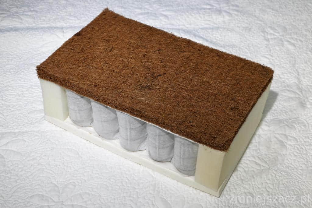 Materace kokosowe wady i zalety