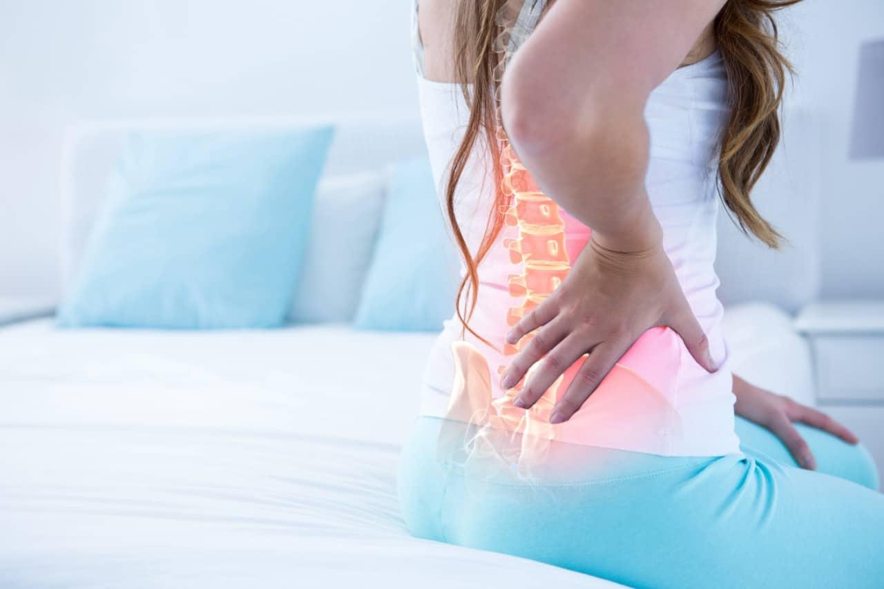 materac na chory kręgosłup