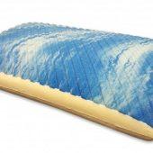 Duża poduszka piankwo żelowa